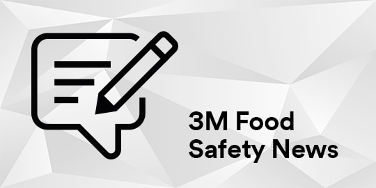 3M Food Safety news coming soon