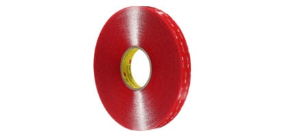 Product image of a roll of 4910 tape