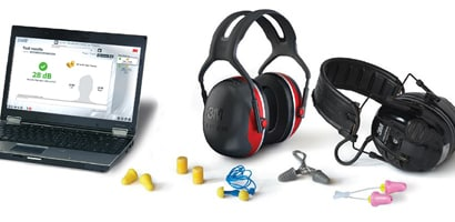 explore the factors in selecting the right hearing protection