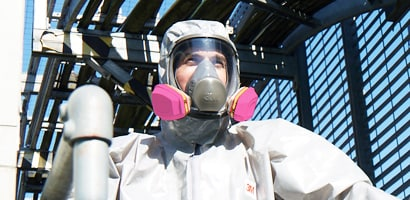 3M Chemical Protective Coverall