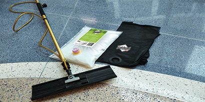 product shot of floor protection systems