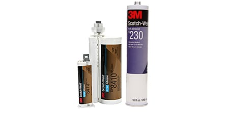 3M Scotch-Weld™ Structural and PUR Adhesives for Bonding and Assembly