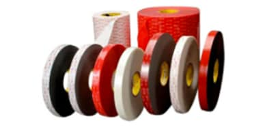 Wide 3M VHB tape and narrow width acrylic foam VHB double-sided tapes