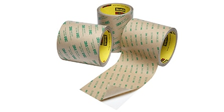 3M Adhesive Transfer Tapes and Double Coated Tapes for Bonding and Assembly