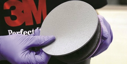 Think consistency when you think 3M™ Trizact™ Abrasives.
